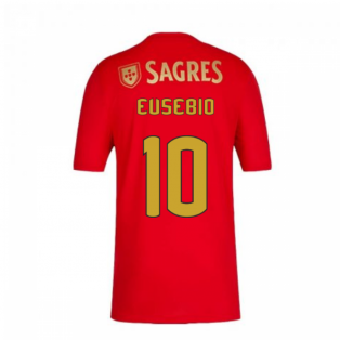 2020-2021 Benfica Home Shirt (Kids) (EUSEBIO 10)