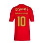 2020-2021 Benfica Home Shirt (WALDSCHMIDT 10)
