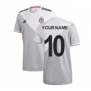 2020-2021 Besiktas Home Shirt (Your Name)