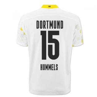 2020-2021 Borussia Dortmund Puma Third Cup Football Shirt (HUMMELS 15)