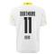 2020-2021 Borussia Dortmund Puma Third Cup Football Shirt (REUS 11)