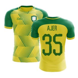 2020-2021 Celtic Away Concept Football Shirt (Ajer 35)