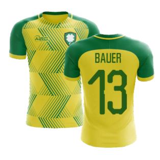 2020-2021 Celtic Away Concept Football Shirt (Bauer 13)
