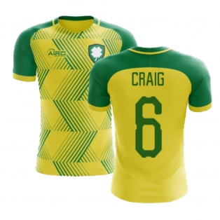 2020-2021 Celtic Away Concept Football Shirt (Craig 6)