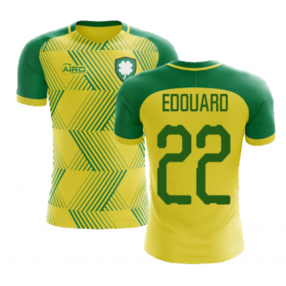 2020-2021 Celtic Away Concept Football Shirt (Edouard 22)