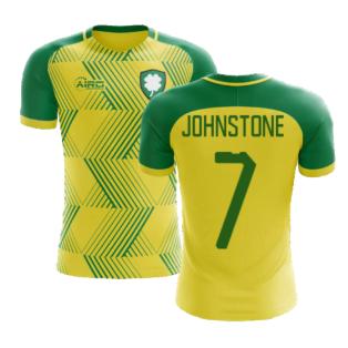 2020-2021 Celtic Away Concept Football Shirt (Johnstone 7)