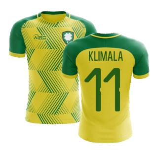 2020-2021 Celtic Away Concept Football Shirt (Klimala 11)