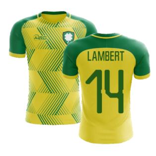 2020-2021 Celtic Away Concept Football Shirt (Lambert 14)