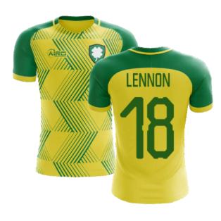 2020-2021 Celtic Away Concept Football Shirt (Lennon 18)
