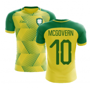 2020-2021 Celtic Away Concept Football Shirt (McGovern 10)