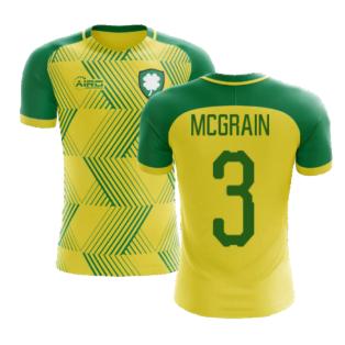 2020-2021 Celtic Away Concept Football Shirt (McGrain 3)