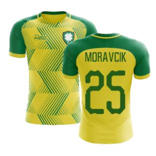2020-2021 Celtic Away Concept Football Shirt (Moravcik 25)