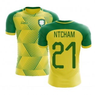 2020-2021 Celtic Away Concept Football Shirt (Ntcham 21)