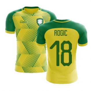 2020-2021 Celtic Away Concept Football Shirt (Rogic 18)