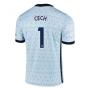 2020-2021 Chelsea Away Nike Ladies Shirt (CECH 1)