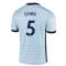 2020-2021 Chelsea Away Nike Ladies Shirt (ESSIEN 5)