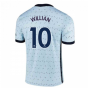 2020-2021 Chelsea Away Nike Ladies Shirt (WILLIAN 10)