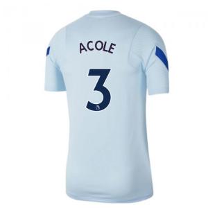 2020-2021 Chelsea Nike Training Shirt (Light Blue) - Kids