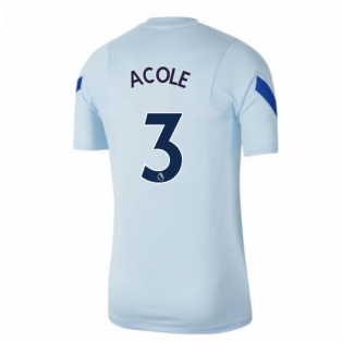 2020-2021 Chelsea Nike Training Shirt (Light Blue) - Kids (A.COLE 3)