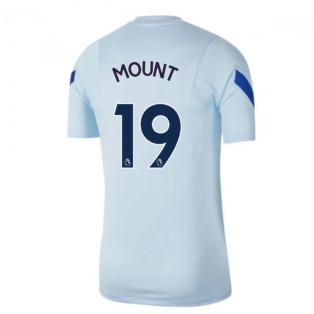 2020-2021 Chelsea Nike Training Shirt (Light Blue) - Kids (MOUNT 19)