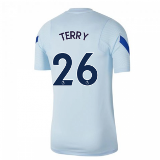 2020-2021 Chelsea Nike Training Shirt (Light Blue) - Kids (TERRY 26)