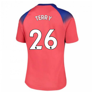 2020-2021 Chelsea Third Nike Ladies Shirt (TERRY 26)