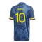 2020-2021 Colombia Away Adidas Football Shirt (JAMES 10)
