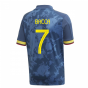 2020-2021 Colombia Away Adidas Football Shirt (Kids) (BACCA 7)