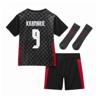 2020-2021 Croatia Away Baby Kit (KRAMARIC 9)