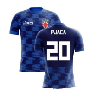 2020-2021 Croatia Away Concept Shirt (Pjaca 20) - Kids