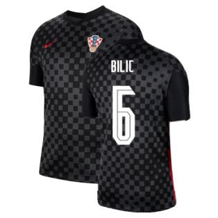 2020-2021 Croatia Away Nike Football Shirt (BILIC 6)