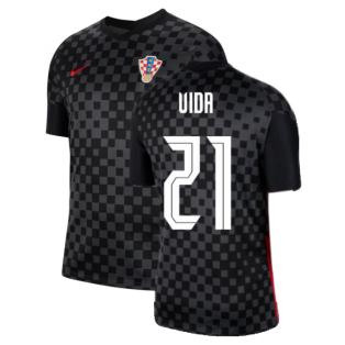 2020-2021 Croatia Away Nike Football Shirt (VIDA 21)