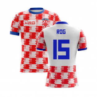 2020-2021 Croatia Home Concept Shirt ( Rog 15) - Kids