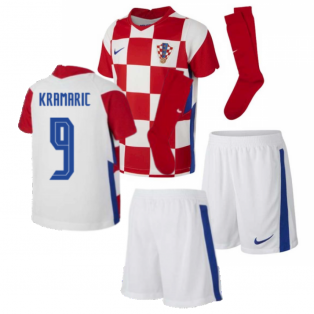 2020-2021 Croatia Home Mini Kit (KRAMARIC 9)
