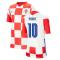 2020-2021 Croatia Home Nike Football Shirt (Kids) (MODRIC 10)