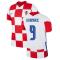 2020-2021 Croatia Home Nike Vapor Shirt (KRAMARIC 9)