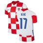 2020-2021 Croatia Home Nike Vapor Shirt (REBIC 17)