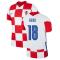 2020-2021 Croatia Home Nike Vapor Shirt (REBIC 18)
