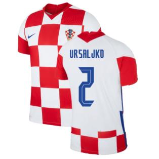 2020-2021 Croatia Home Nike Vapor Shirt (VRSALJKO 2)