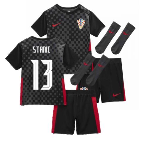 2020-2021 Croatia Little Boys Away Mini Kit (STANIC 13)