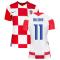 2020-2021 Croatia Womens Home Shirt (BALABAN 11)