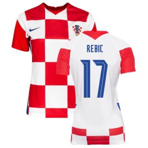 2020-2021 Croatia Womens Home Shirt (REBIC 17)