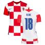 2020-2021 Croatia Womens Home Shirt (REBIC 18)