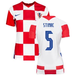 2020-2021 Croatia Womens Home Shirt (STIMAC 5)