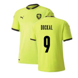 2020-2021 Czech Republic Away Puma Football Shirt (DOCKAL 9)