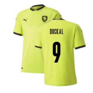 2020-2021 Czech Republic Away Puma Football Shirt (Kids) (DOCKAL 9)