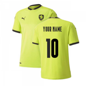 2020-2021 Czech Republic Away Puma Football Shirt (Kids)