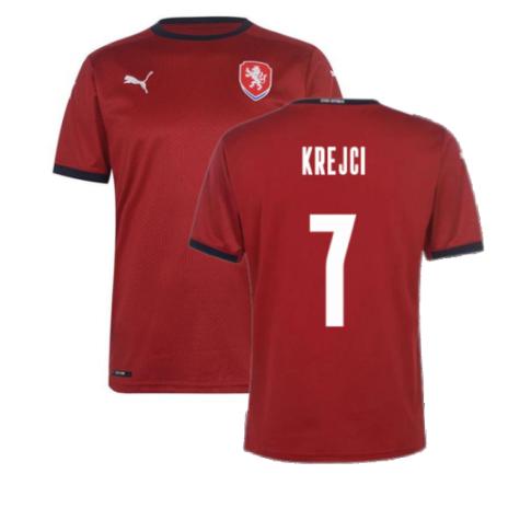 2020-2021 Czech Republic Home Shirt (KREJCI 7)