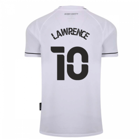 2020-2021 Derby County Home Shirt (Kids) (LAWRENCE 10)