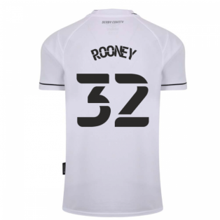 2020-2021 Derby County Home Shirt (Kids) (ROONEY 32)